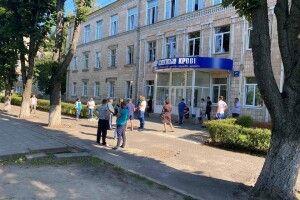 «Так не можна знущатись з донорів!!!» – луцький активіст Плісецький (Фото)