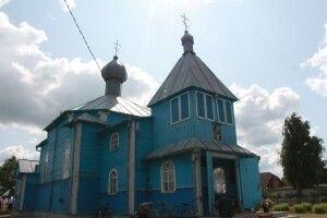 Через 100 років у храмі села Мизово на Волині знову молились українською мовою