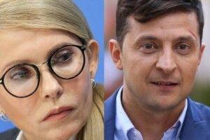 Тимошенко – Зеленському: «Приходьте на корпоратив із своїм піаніно»