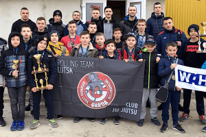 Волинські бійці з GARDA Team вибороли 29 перемог на турнірі з Джиу Джитсу в Івано-Франківську