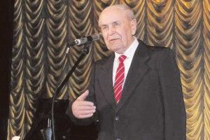 90–річний Мирослав Стефанишин: «Музика забирає всю територію моєї пам'яті»