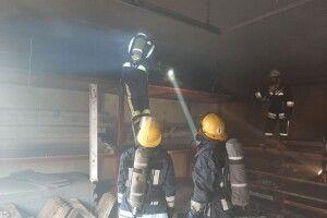 Три пожежі за день: на Турійщині горіла хата, у Луцьку і на Горохівщині – господарські споруди (Відео)