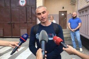 З колонії Харкова випустили помилуваного політв'язня Літвінова, якого там утримували 4 місяці після ув'язнення в РФ