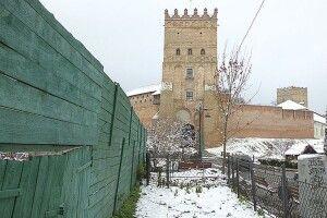 Аби замок Любарта вражав  не тільки на 200-гривневій купюрі (Фото, відео)