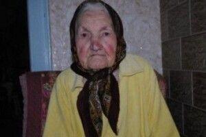 У Любешеві догожителька зустріла свій 104-ий день народження