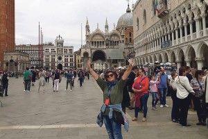 «Спасибі, Венеціє,  що дочекалася мене!»