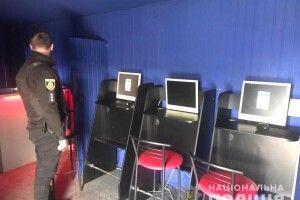 Спільними зусиллями поліції, СБУ та прокуратури в Здолбунові накрили підпільне казино