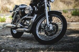 Волинянин «під мухою» вирішив проїхатись із вітерцем на мотоциклі