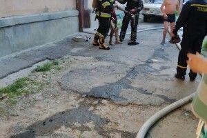 На Рівненщині вогнеборці врятували чоловіка