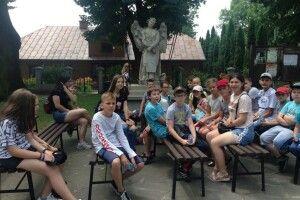 Юні ківерчани відпочивали у Польщі