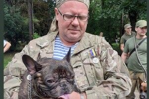 Чупакабру нагородили «За службу Україні» (фото)