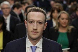 Цукерберг заборонив використовувати гаджети Apple в Facebook