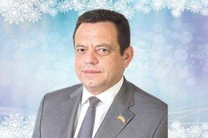 Валерій Бондарук: «Сердечно вітаю вас із Новим роком і Різдвом Христовим!»