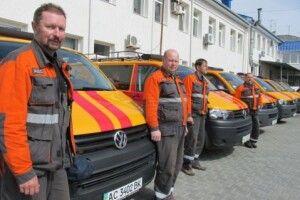 Аварійна служба «Волиньгазу» за добу в зимовий період  відпрацьовує 42 заявки