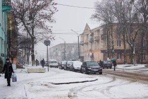 У зв'язку зі снігом мер Нововолинська звернувся до громади