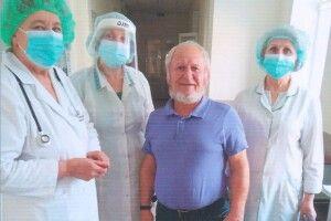 «Як справився зкоронавірусом, тоажтанцював від радосі»: волинянин розповів, як долав недугу
