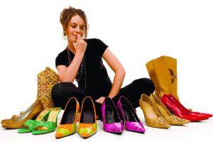 Про характер жінки розкаже взуття