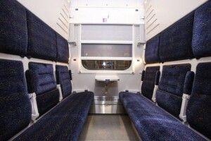 Укрзалізниця придбає 100 нових пасажирських вагонів