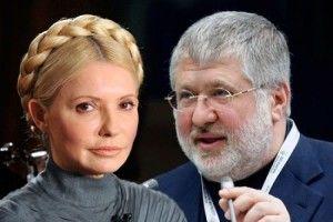 Тимошенко уклала союз ізКоломойським проти Порошенка*