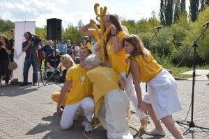 у Луцьку розпочався шостий фестиваль «Мандрівний вішак»