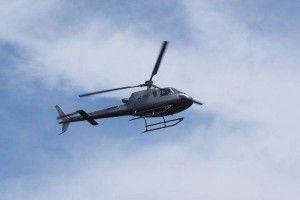 У Казахстані впав і згорів військовий вертоліт