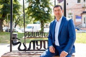 Старт перед новими вершинами: Недопада звільнили з посади першого заступника голови Луцькради