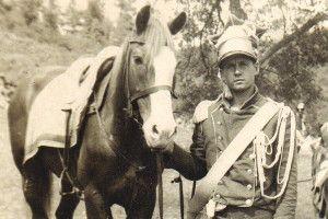 Ще вдалекому 1970-му зрадянської армії надіслав додому… тризуби
