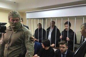 Суд в РФ продовжив арешт уже 13 українським морякам