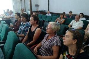 Працівники ринку у Луцьку добиваються правди в апараті Президента