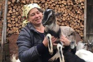 Світову популярність жінка з Великої Волині здобула завдяки... козам
