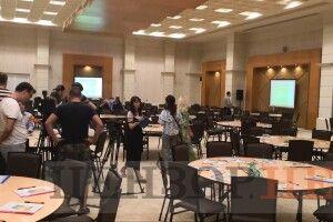 У Трускавці майбутніх нардепів від «Слуги народу» навчають у найдорожчому готелі