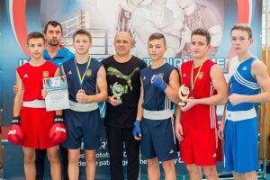 Ківерчани — чемпіони міжнародного боксерського турніру