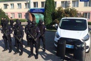 Поповнення в управлінні Патрульної поліції Рівненщини та сім'ї її керівника