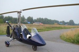Волинянина судили за те, що змайстрував літальний апарат і літав на ньому