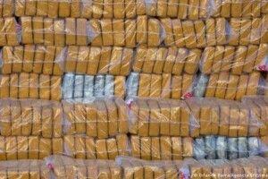 В ЄС виявили рекордні 23 тонни кокаїну вартістю мільярди євро