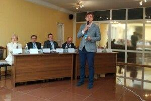 У Луцьку відбулася медична конференція з участю фахівця з Німеччини