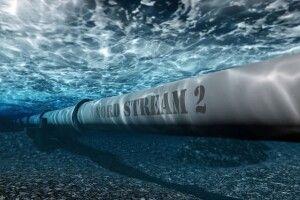 Газогін «Північний потік–2» завершено на три чверті