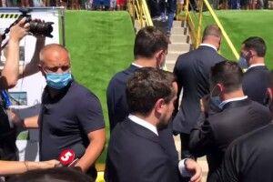 Зеленського запитали, чи не боїться він повторити долю Януковича
