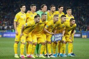 Збірна України має хороші шанси опинитися в першому кошику під час жеребкування групового етапу Євро-2020