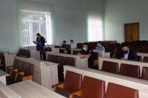 На Любешівщині вирішують питання посилення протиепідемічних заходів та ліквідації підтоплень