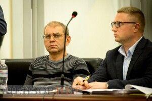 «Це не слідство, це репресії і бандитизм», - Пашинський на суді