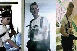 Той, хто розстріляв людей у коледжі в Керчі, захоплювався маніяками (Відео)