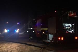 Рівненський безхатько ледь не загинув під час пожежі в занедбаній будівлі
