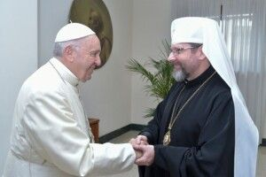Очільник Української греко-католицької церкви проситиме у Папи Римського статус патріархату