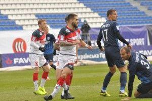 Футболіст з Люблинця дебютував у Прем'єр-лізі України