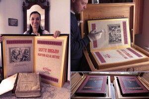 Найбільша вишита книга-фоліант ручної роботи буде оголошена рекордом Україн