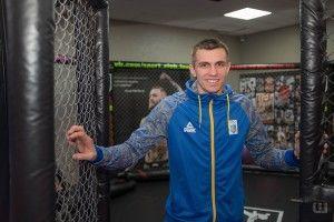 Чернівчанин Валерій Чоботар візьме участь у Європейських іграх