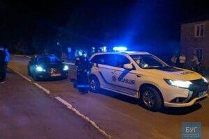 На Волині п'яний пенсіонер на авто втікав від поліції
