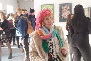У Луцьку відкрили виставку витинанок «Мереживні вірші»