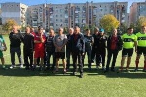 Команда «Ковель-2000» переграла своїх суперників на змаганнях з футболу